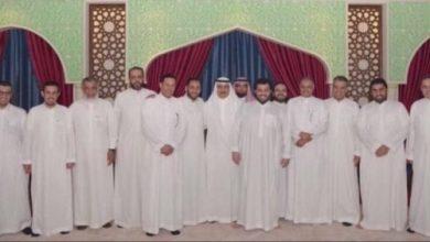 Photo of آل الشيخ يجتمع برؤساء أندية