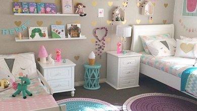 Photo of 10 أفكار مميزة لغرفة نوم مشتركة للفتيات