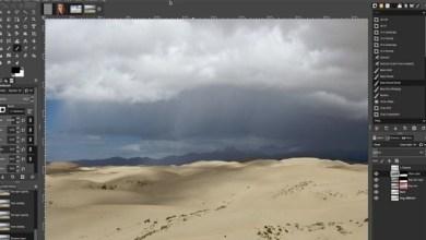 Photo of إصدار جديد من برنامج تحرير الصور GIMP