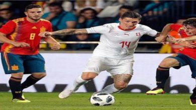 Photo of سويسرا تفرض التعادل على إسبانيا