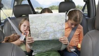 Photo of هكذا تحمي طفلك من الغثيان أثناء السفر بالسيارة