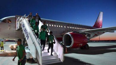 "Photo of ""الخطوط السعودية"" تكشف هوية الطائرة التي تعرضت لعطل وعلى متنها بعثة الأخضر"