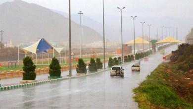Photo of توقعات بهطول أمطار على مرتفعات جازان وعسير و الباحة ومكة المكرمة
