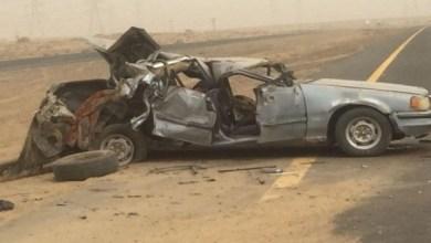 Photo of 4 وفيات إثر حادث شنيع بين دورية ومركبة عائلة (صور)