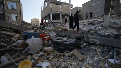 Photo of زلزال رابع يضرب إيران خلال 24 ساعة