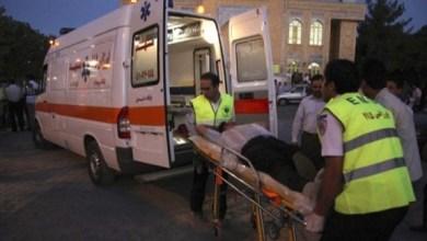 Photo of إيران: مقتل 7 وإصابة 22 بعد انقلاب حافلة
