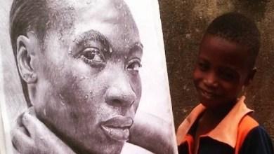 Photo of طفل في الحادية عشرة يبدع لوحات واقعية مدهشة