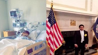 Photo of السفارة السعودية بواشنطن تعلن تطورات مهمة بقضية المبتعثين المزيني والشمري