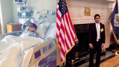 Photo of سفارة المملكة تعلن ضبط المعتدين على المبتعثين المزيني والشمري في واشنطن