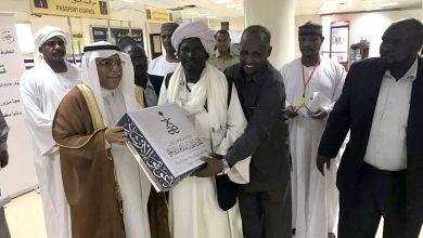 Photo of سفير المملكة بالسودان يودع 500 حاج من ذوي شهداء القوات المسلحة باليمن