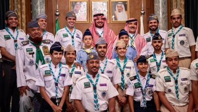 Photo of وزير الداخلية يستقبل وزير التعليم ورئيس جمعية الكشافة العربية السعودية