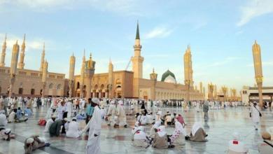 Photo of وصول أكثر من 148 ألف حاج إلى المدينة المنورة