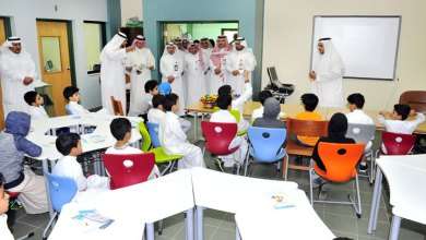 Photo of الرئيس التنفيذي يقف على جاهزية مدارس الهيئة الملكية بينبع