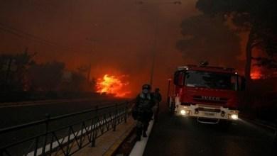 Photo of الصين تتبرع بـ100 ألف دولار لمتضرري الحرائق في اليونان