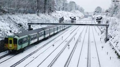 Photo of ألمانيا: عاصفة جوية توقف حركة القطارات