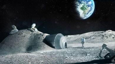 Photo of للمرة الأولى…اكتشاف جليد على سطح القمر