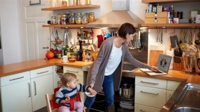 Photo of 4 نصائح لاختصار وقت الأعمال المنزلية