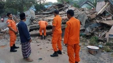 Photo of 91 قتيلاً حصيلة زلزال إندونيسيا