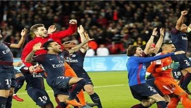 Photo of باريس سان جيرمان يفوز علي أنجيه بثلاثية الكبار