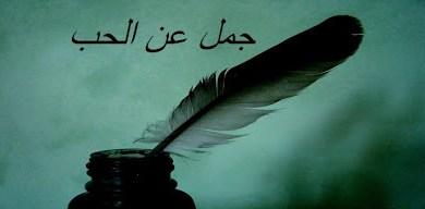 Photo of جمل عن الحب , جمل عن الحب قصيرة