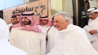 Photo of الأمير خالد الفيصل يتفقد مشعر منى لمتابعة أعمال الحج