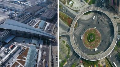 Photo of بالصور: مبانٍ هندسية رائعة من حول العالم ذات أفكار غير تقليدية