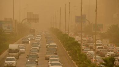 Photo of طقس السبت: رياح مثيرة للأتربة على 5 مناطق وأمطار رعدية على المرتفعات