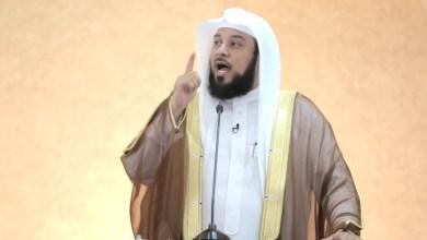Photo of ماهو سبب منع الشيخ محمد العريفي من الخطابة , تفاصيل منع العريفي من الخطب
