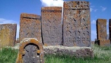 Photo of مقبرة مرممة تقف شاهدة على تاريخ الأرمن في القاهرة