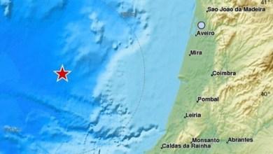 Photo of البرتغال: زلزال بقوة 4.6 درجات