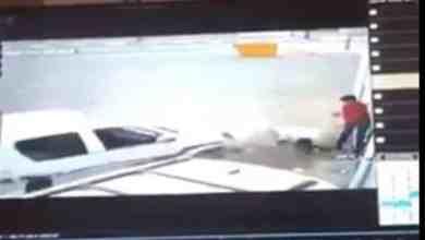 Photo of مصادر تنفي تعرض معلم للدهس برنية وتكشف تفاصيل المقطع المتداول