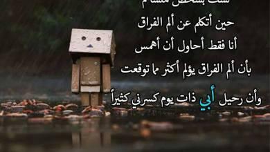 Photo of شعر الفراق يبكي , شعر عن الفراق الحبيب , قصيدة فراق تبكي شعر حزن