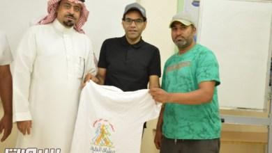 Photo of نادي الحي بمتوسطة الطرف يدشن عقد شراكة مع مشاة الطرف