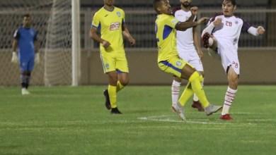Photo of نتائج لقاءات الجولة الخامسة من دوري الامير محمد بن سلمان للدرجة الاولى وترتيب الفرق