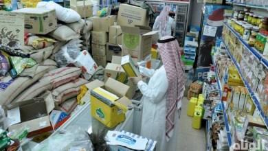 Photo of مصادرة 417 كيلو جراماً من المواد الغذائية في الدوادمي