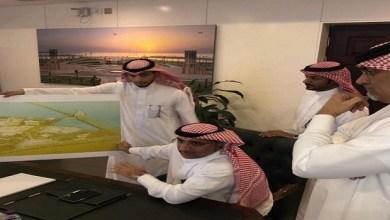 Photo of أمانة الشرقية تناقش تصاميم إنشاء فرع لدارة الملك عبد العزيز
