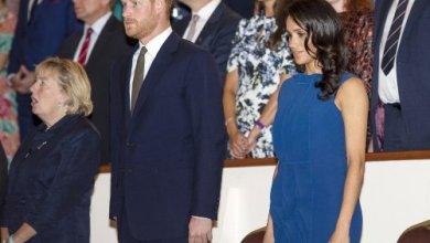 Photo of صور ميغان ماركل وهي حامل , بالصور حمل زوجة الامير هاري ميغان ماركل