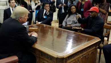 Photo of كاني ويست بعد لقائه ترامب: أشعر أني مثل سوبرمان