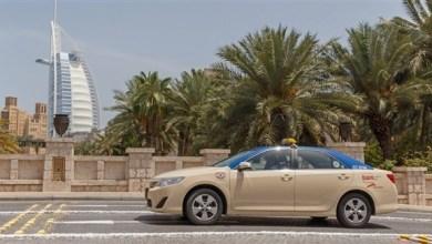 """Photo of """"واي فاي"""" مجاني لـ10.800 مركبة أجرة في دبي"""
