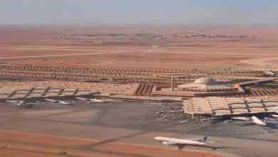 Photo of خادم الحرمين يوافق على تنظيم منطقة لوجستية متكاملة بمطار الرياض