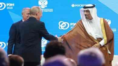 """Photo of الفالح: لدينا خطط طموحة للاستثمار في الطاقة المتجددة مع """"سوفت بنك"""""""