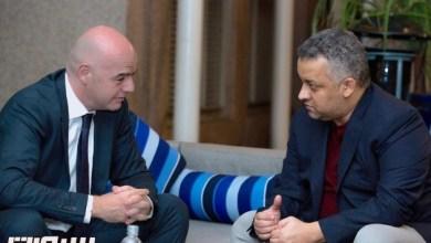 Photo of عزت يلتقي رئيس الاتحاد الدولي في كوالالمبور