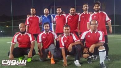 Photo of منتخب مدرسة الغزيات إلى نصف نهائي دوري المعلمين بمكة المكرمة
