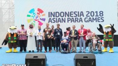 Photo of دورة الألعاب الآسيوية البارالمبية «جاكرتا 2018» تنطلق غداً السبت