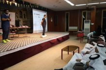 Photo of وكالة وزارة الإعلام للشؤون الثقافية تنظم معرض الفن السعودي المعاصر