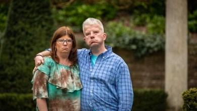 Photo of هذان العروسان لن يبتسما في زفافهما بسبب مرض نادر
