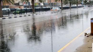 Photo of 395 بلاغاً منذ بدء الحالة المطرية أمس بحفر الباطن