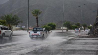 Photo of توقعات بأمطار على الشرقية وحائل والرياض وجازان وعسير والباحة ومكة والمدينة
