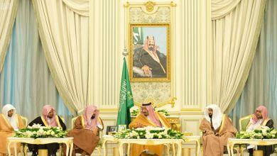Photo of الملك يستقبل أعضاء المجلس الأعلى للقضاء وأعضاء النيابة العامة وديوان المظالم