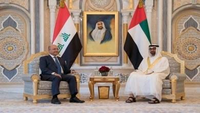 "Photo of ""أخبار الساعة"": دعم إماراتي ثابت لاستقرار العراق"